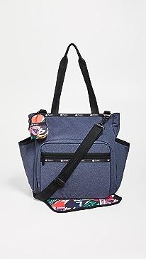 Janis Diaper Bag Tote