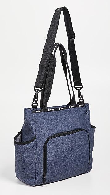 LeSportsac Janis Baby Bag Tote