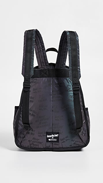 LeSportsac x Baron von Fancy Flash Reflective Backpack