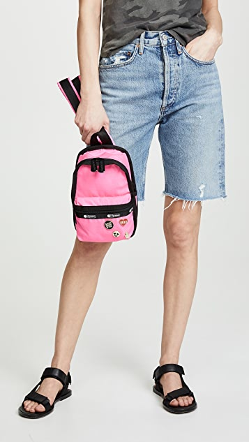 LeSportsac Миниатюрный рюкзак x Baron von Fancy