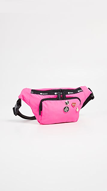 LeSportsac x Baron von Fancy Belt Bag