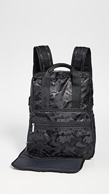 LeSportsac Madison Diaper Backpack