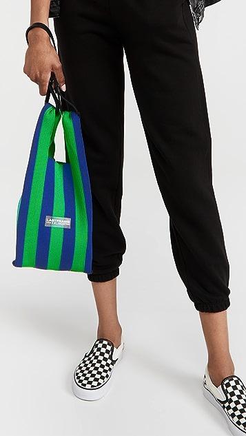 LASTFRAME Stripe Market Small Bag