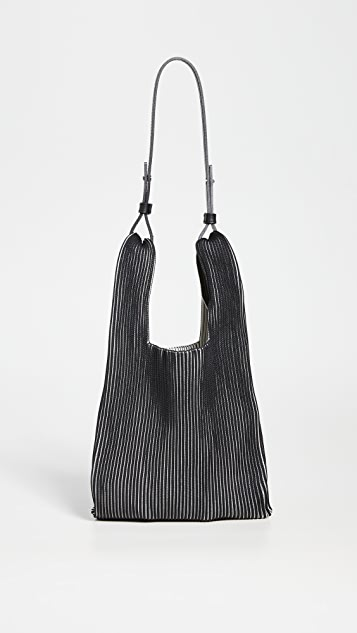 LASTFRAME Two Tone Market Small Bag