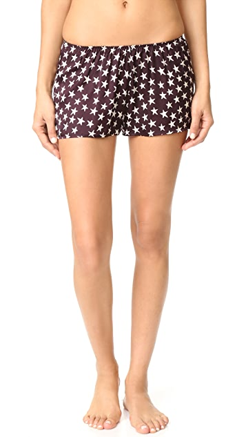 LOVE Stories Blush PJ Shorts