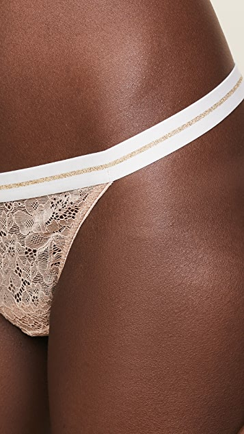 LOVE Stories Roomservice Lace Thong