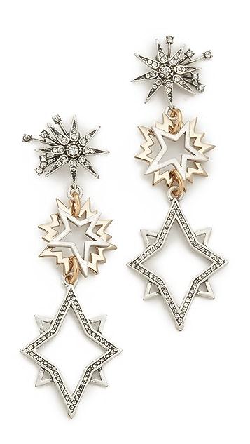 Lulu Frost Cosmic Earrings