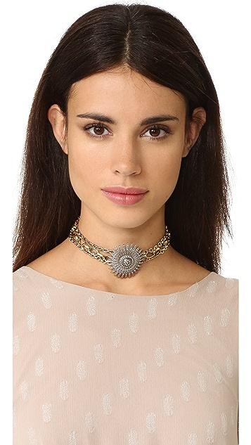 Lulu Frost Tulia Choker Necklace
