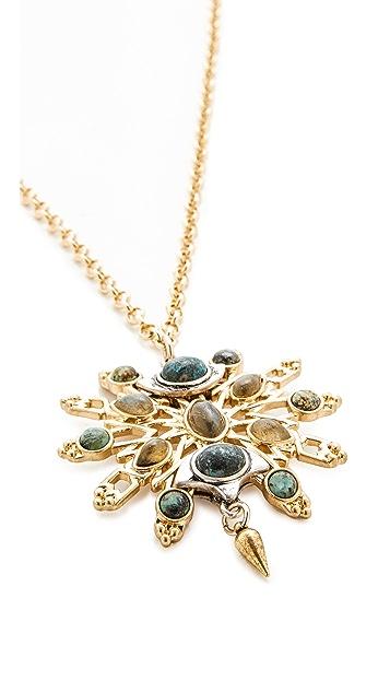 Lulu Frost Marjorelle Long Pendant Necklace