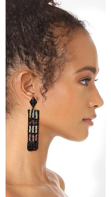 Lulu Frost Josephine Sequin Earrings