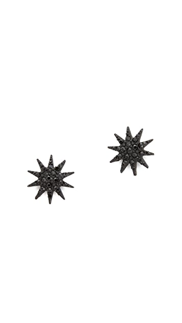 Lulu Frost Elecra Stud Earrings