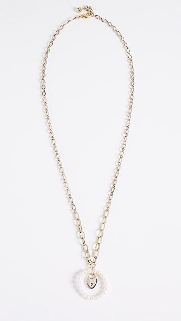 Lulu Frost Yvette Long Pendant Necklace