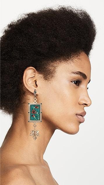 Lulu Frost Villa Earrings