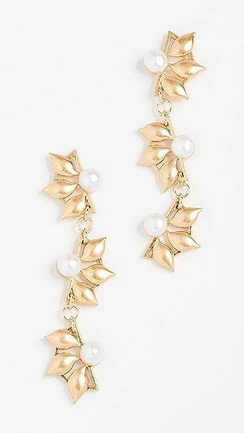 Lulu Frost Pacific Drop Earrings