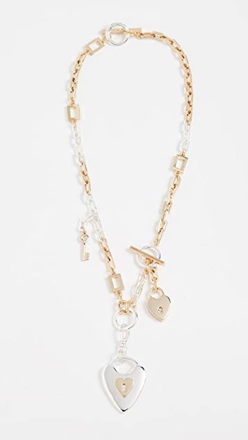 Lulu Frost Folly Midi Necklace