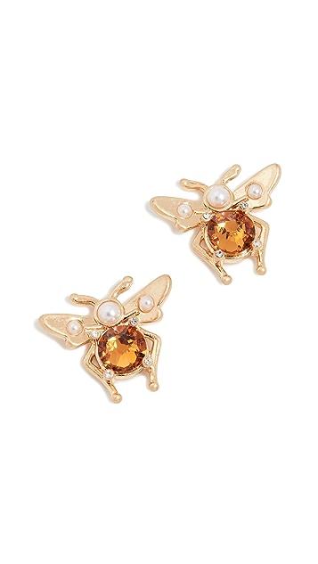 Lulu Frost Carlotta Stud Earrings