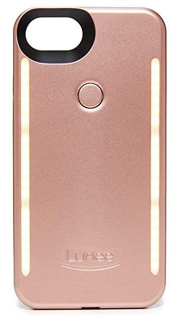 LuMee Duo iPhone 7 / 8 Case