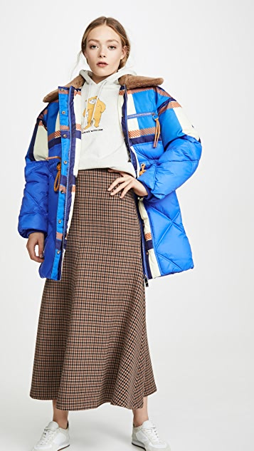 Lu Mei Harlington 夹克