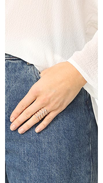 Luv Aj The Evil Eye Eternity Ring