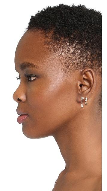 Luv Aj The Revel Starburst Earrings Set