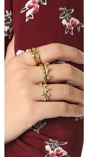 Luv Aj Medley Stone Ring Set
