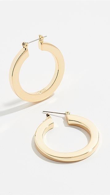 Luv Aj Celine 圈式耳环