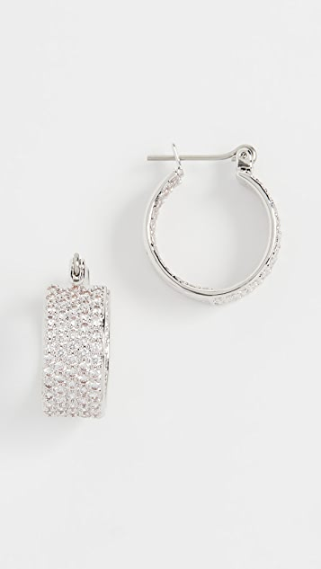 Luv Aj The Pave Positano Hoops