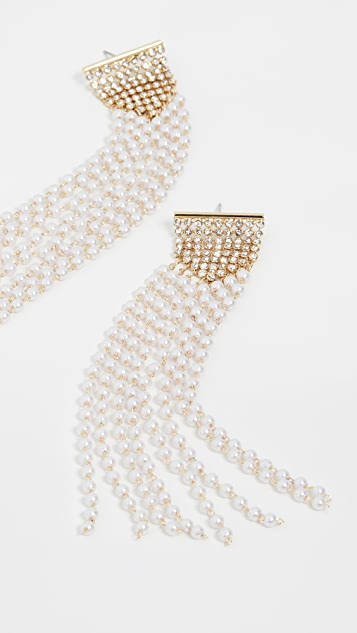 Luv Aj Chainmaille Statement 耳环