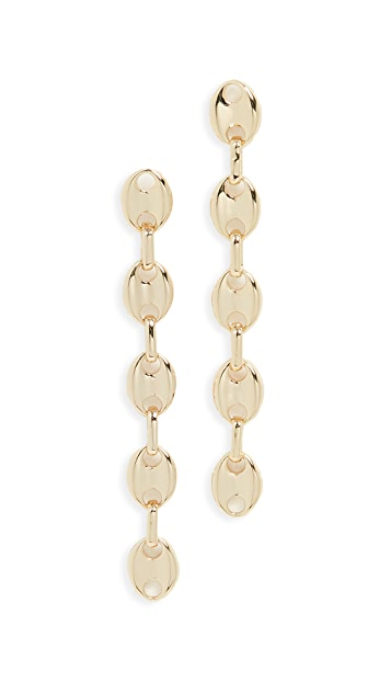 Luv Aj Mariner Drop Earrings