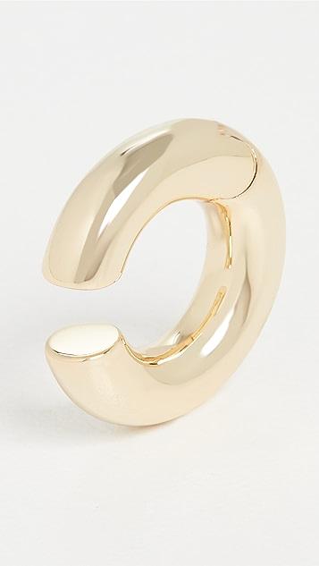 Luv Aj Amalfi Gold Ear Cuff