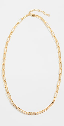 Luv Aj - Ballier Chain Link Necklace