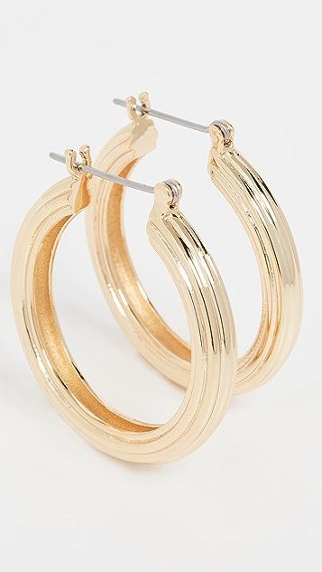 Luv Aj Cher 圈式耳环