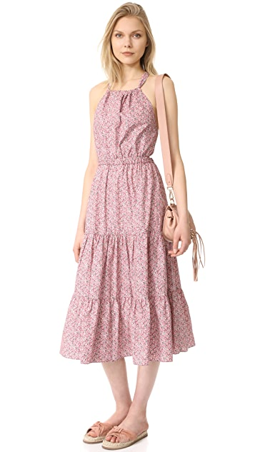 La Vie Rebecca Taylor Meadow Flower Dress
