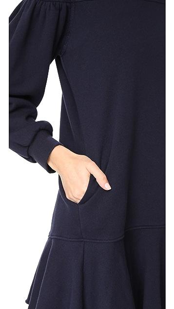 La Vie Rebecca Taylor Sweatshirt Dress