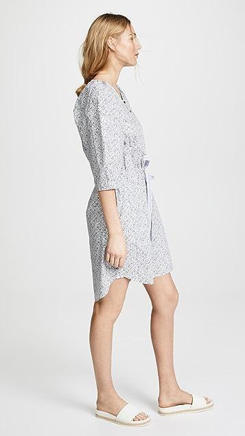 ceee3ad04c0f8 La Vie Rebecca Taylor Long Sleeve Meadow Floral Dress