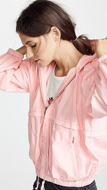 La Vie Rebecca Taylor Parachute Jacket