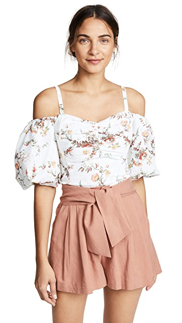 La Vie Rebecca Taylor Belle Pop Top
