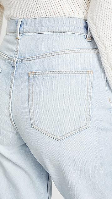 La Vie Rebecca Taylor Tapered Jeans
