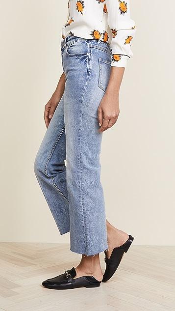 La Vie Rebecca Taylor Ines Boot Cut Jeans