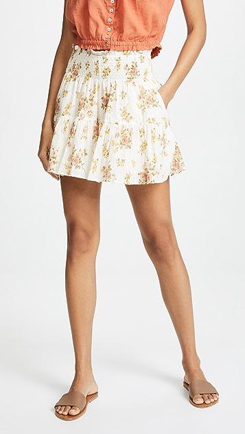 Madeline Shorts by La Vie Rebecca Taylor