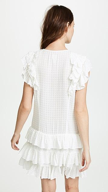 La Vie Rebecca Taylor Draped Dress