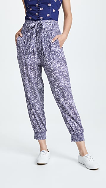 Charmante Pants by La Vie Rebecca Taylor
