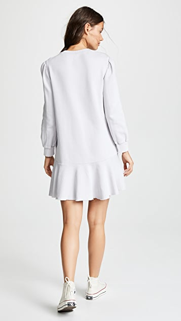 La Vie Rebecca Taylor Fleece Dress