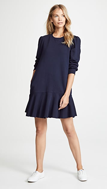 La Vie Rebecca Taylor Fleece Dress