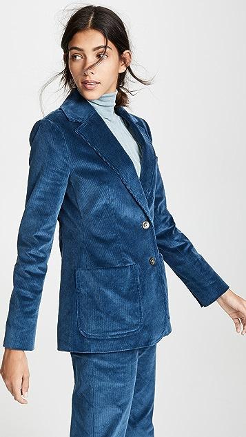 La Vie Rebecca Taylor Corduroy Jacket
