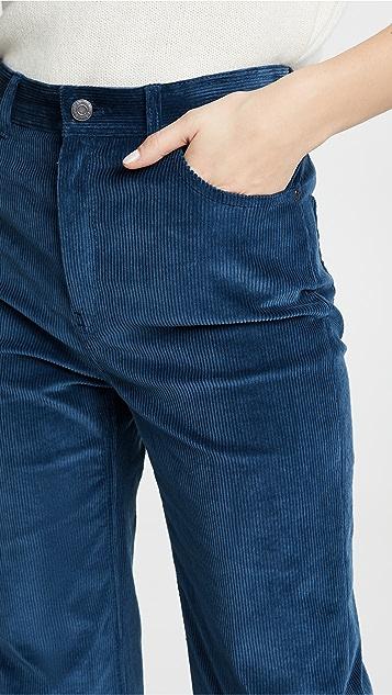 La Vie Rebecca Taylor Corduroy Pants