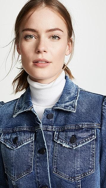 La Vie Rebecca Taylor Denim Jacket