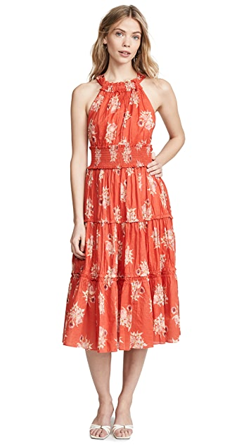 La Vie Rebecca Taylor Sleeveless Catrine Dress