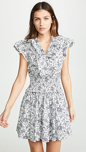 La Vie Rebecca Taylor Sleeveless Provencal Dress