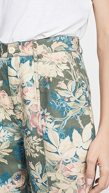 La Vie Rebecca Taylor Fleur Foret Pants